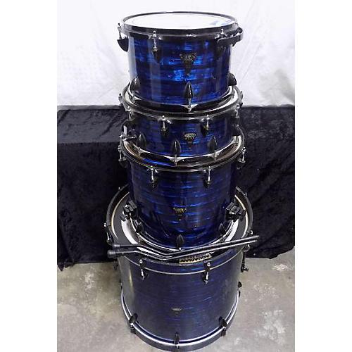 Orange County Drum & Percussion Venice Series Drum Kit Blue Onyx