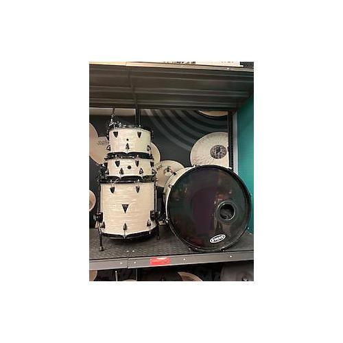 Orange County Drum & Percussion Venice Series Drum Kit Pearl White