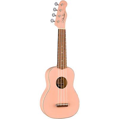 Fender Venice Soprano Ukulele Walnut Fingerboard