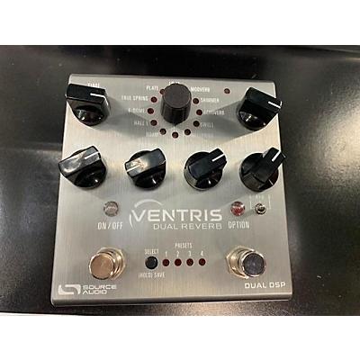 Source Audio Ventris Dual Reverb Effect Pedal