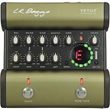 Open BoxLR Baggs Venue DI Acoustic Guitar Direct Box and Preamp