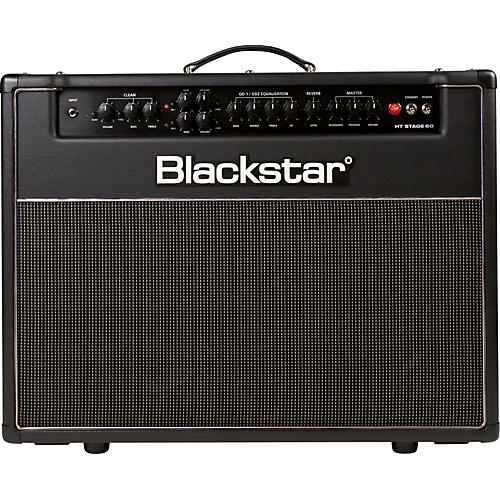 blackstar venue series ht stage ht 60 60w 2x12 tube guitar combo amp musician 39 s friend. Black Bedroom Furniture Sets. Home Design Ideas