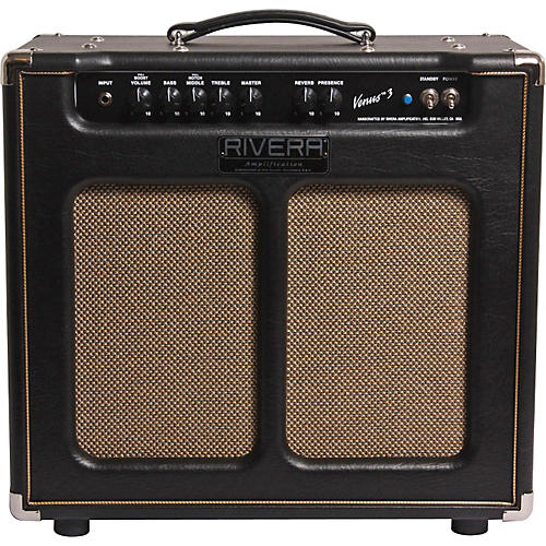 Venus 3 Out of Prodcution Model 15W 1x12  Tube Guitar Combo Amp