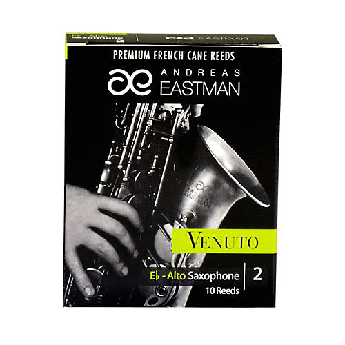 Andreas Eastman Venuto Alto Saxophone Reeds