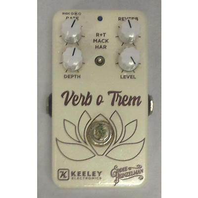 Keeley Verb O Trem Effect Pedal