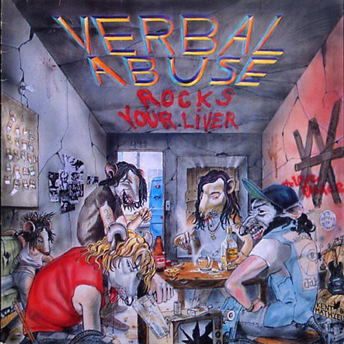 Alliance Verbal Abuse - Verbal Abuse Rocks Your Liver