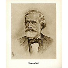 Hal Leonard Verdi (Lupas Large Portrait Poster) Music Sales America Series