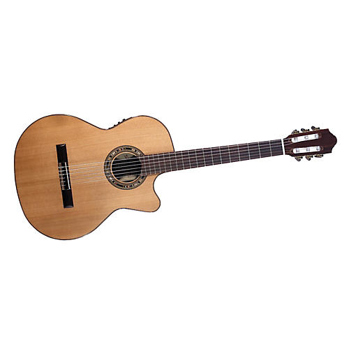 Kremona Verea Cutaway Acoustic-Electric Nylon Guitar