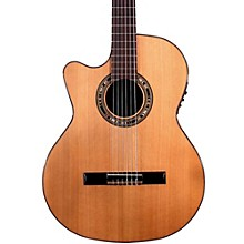 Open Box Kremona Verea Left-Handed Classical Acoustic-Electric Guitar