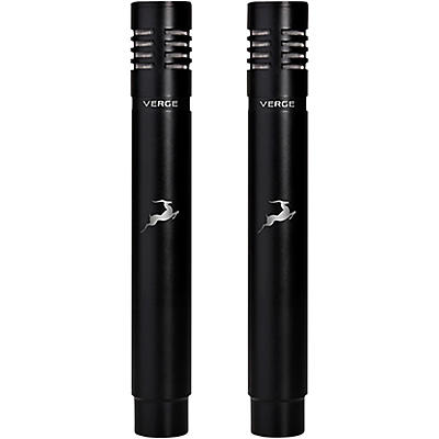 Antelope Audio Verge Modeling Microphones Bundle (2 Pack)