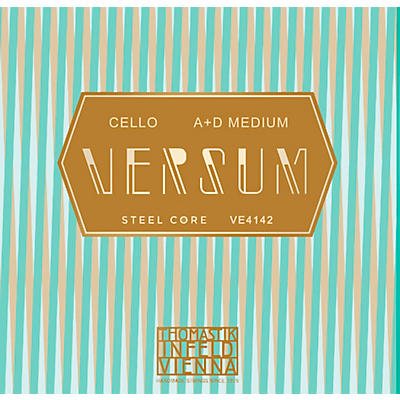 Thomastik Versum Cello A and D String Combo Pack