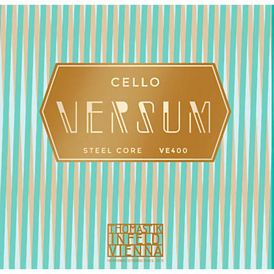 Thomastik Versum Series Cello String Set