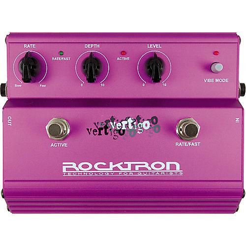 Rocktron Vertigo Vibe Stomp Box