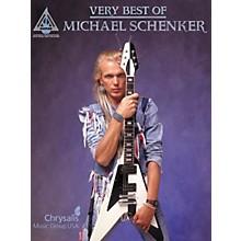 Hal Leonard Very Best of Michael Schenker Guitar Tab Songbook