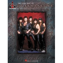 Hal Leonard Very Best of Queensryche Guitar Tab Songbook