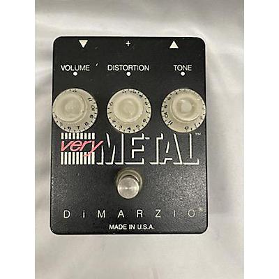 DiMarzio Very Metal Effect Pedal