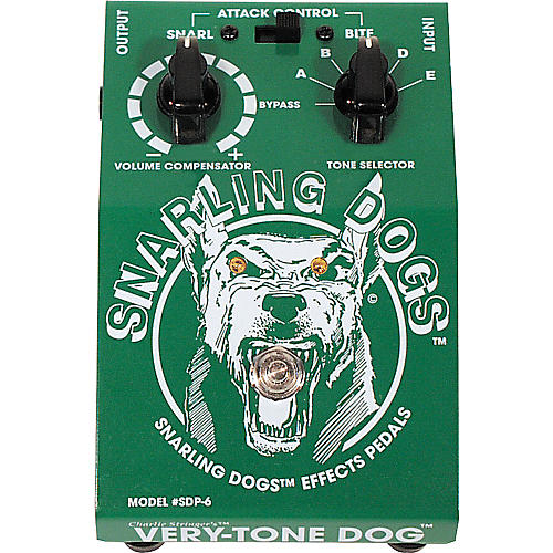 Snarling Dogs Very-Tone Pedal