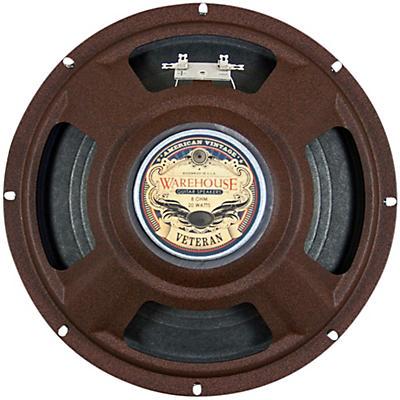 """Warehouse Guitar Speakers Veteran 10"""" 20W American Vintage Guitar Speaker"""