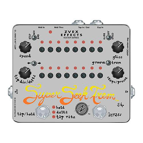 Zvex Vexter Super Seek Trem Tremolo Guitar Effects Pedal