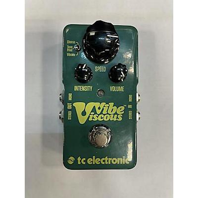 TC Electronic Vibe Viscous Effect Processor