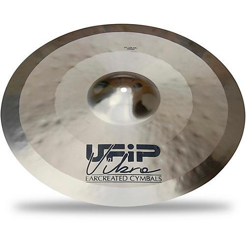 UFIP Vibra Series Crash Cymbal 21 in.