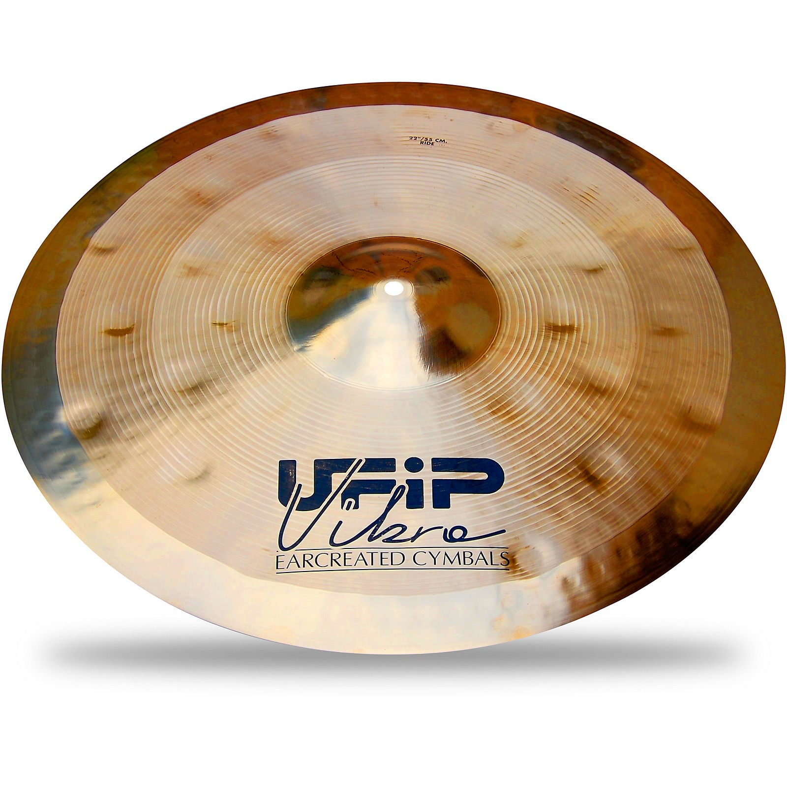UFIP Vibra Series Medium Ride Cymbal