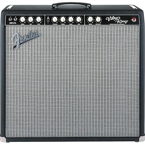 Fender Vibro-King Custom 60W 3x10 Tube Guitar Combo Amp