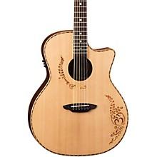 Luna Guitars Vicki Genfan Signature Acoustic-Electric Guitar