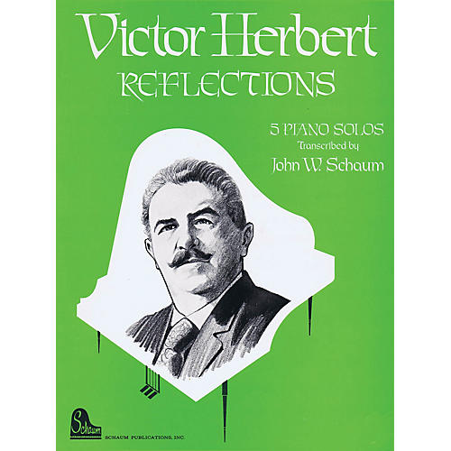 SCHAUM Victor Herbert Reflections Educational Piano Series Softcover