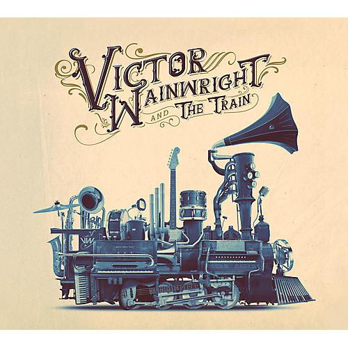 Victor Wainwright - Victor Wainwright & The Train (CD)