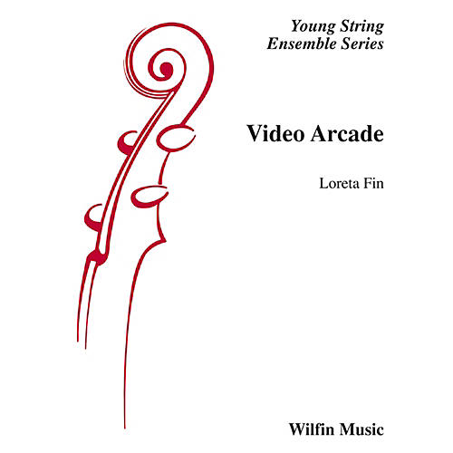 Alfred Video Arcade - String Orchestra Grade 2.5 Set