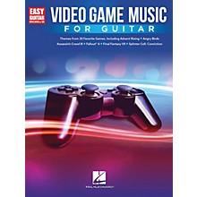 Hal Leonard Video Game Music for Guitar - Easy Guitar Tab Songbook