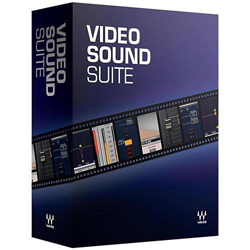 Waves Video Sound Suite Bundle Native/TDM/SG