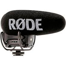 Open Box Rode VideoMic Pro+ On-Camera Shotgun Microphone
