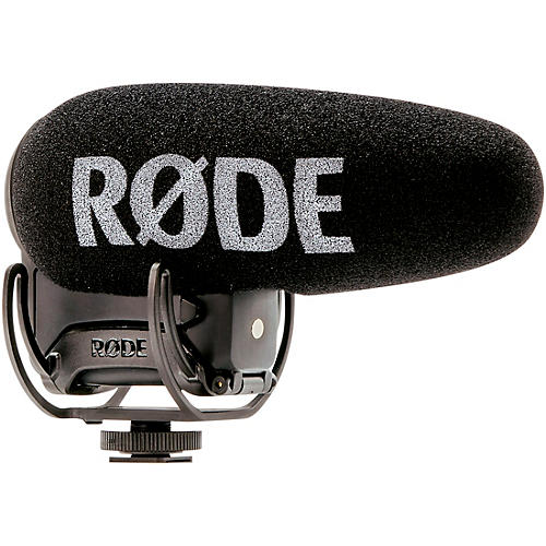 Rode VideoMic Pro+ On-Camera Shotgun Microphone