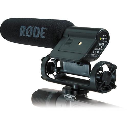 Rode Microphones VideoMic Shotgun Condenser Microphone