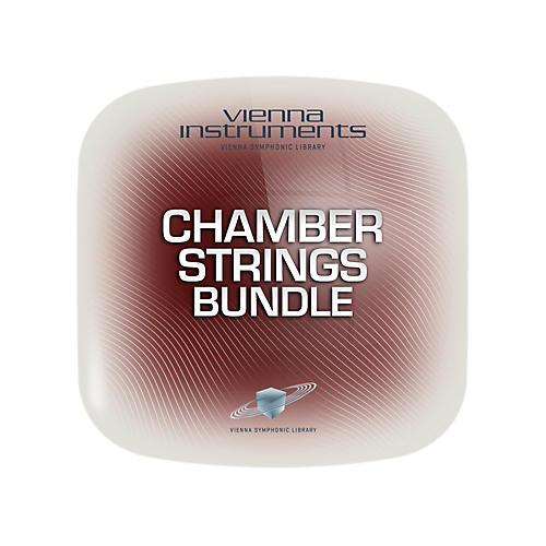 Vienna Instruments Vienna Chamber Strings Bundle Standard Software Download