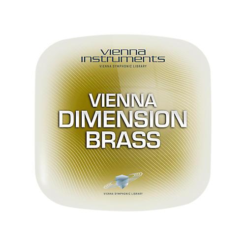 Vienna Instruments Vienna Dimension Brass Software Download