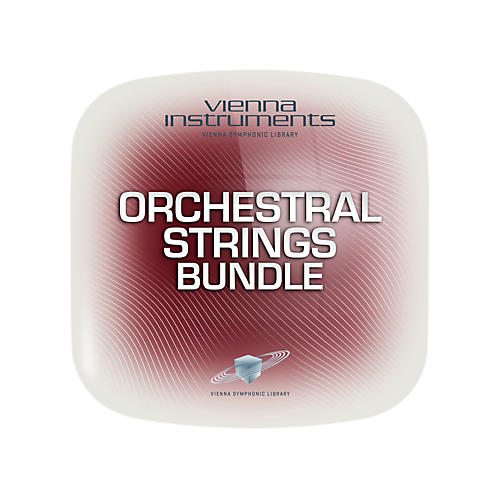 Vienna Instruments Vienna Orchestral Bundle Strings Extended (requires standard) Software Download