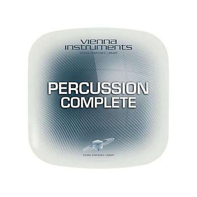 Vienna Instruments Vienna Percussion Complete Extended (requires standard) Software Download
