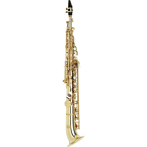 Allora Vienna Series Intermediate Semi-Curved Soprano Saxophone