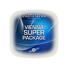 Vienna Instruments Vienna Super Package Extended (requires standard) Software Download