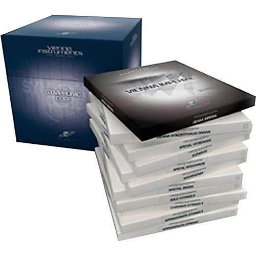 Vienna Instruments Vienna Super Package Standard Software Download