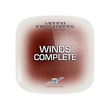 Vienna Instruments Vienna Winds Complete Standard Software Download