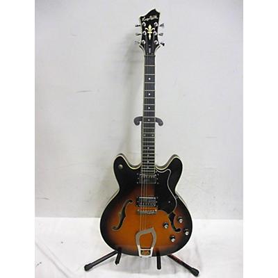 Hagstrom Viking P Hollow Body Electric Guitar