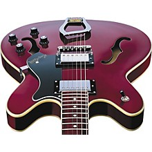 Hagstrom Viking Semi-Hollowbody Electric Guitar