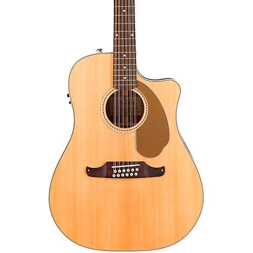 fender villager sce 12 string v2 acoustic electric guitar musician 39 s friend. Black Bedroom Furniture Sets. Home Design Ideas