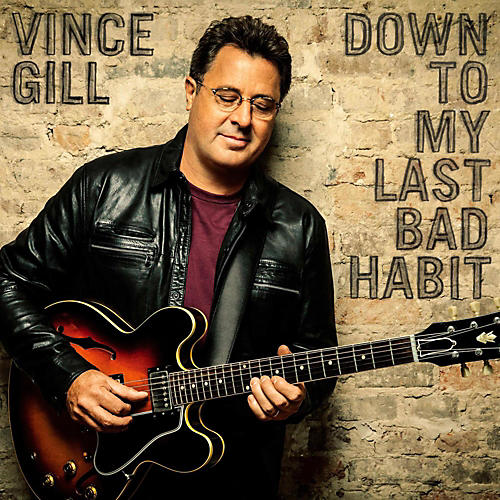 Universal Music Group Vince Gill - Down To My Last Bad Habit CD