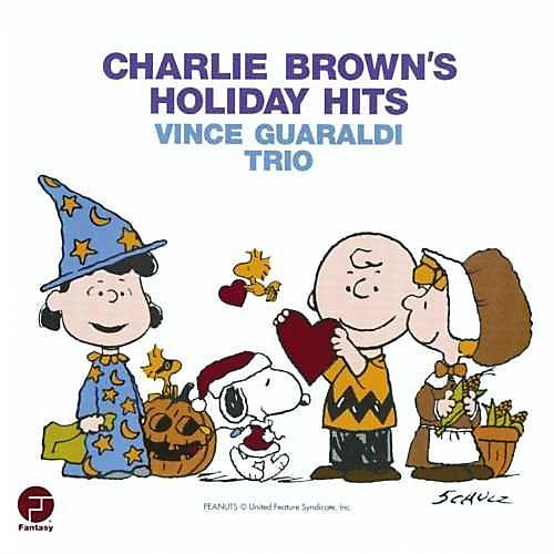Alliance Vince Guaraldi - Charlie Brown's Holiday Hits