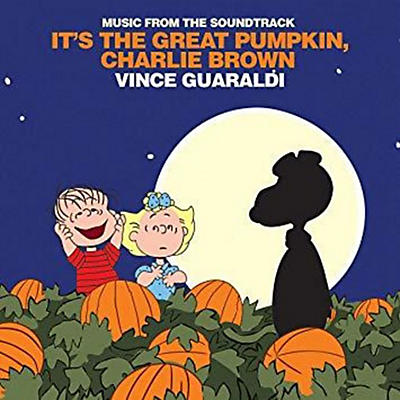 Vince Guaraldi - It's the Great Pumpkin, Charlie Brown (Music From the Soundtrack)